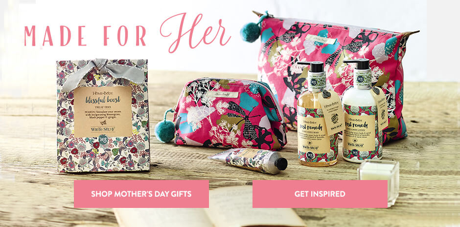 UK - B - Banner 2 - Shop Mothers Day Gifts